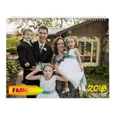 #photo - #Do it yourself 2018 Personalized Family Photos Calendar