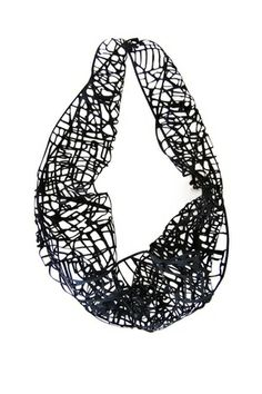 Contemporary Necklace   jelka quintelier