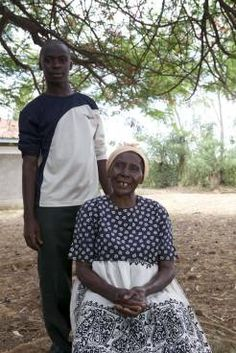 via @HelpAge: On International Women's Day, we are calling for more support for rural older women like Mama Teresa, 68.
