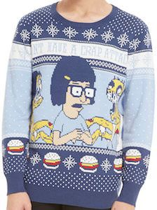 Bob's Burgers Tina Don't Have A Crap Attack Sweater - http://www.thlog.com/bobs-burgers-tina-dont-crap-attack-sweater/