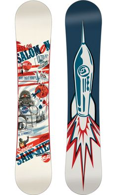 I want a snowboard for my birthday