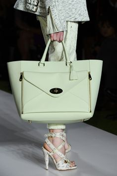 Mulberry - Spring/Summer 2013 Ready-To-Wear