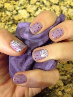 Volleyball JAM Get your fun Jamberry Nails at  www.noblenailart.jamberrynails.net