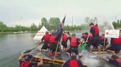 Red Bull Racing - The Formula 1 Raft Race With Red Bull Racing (VIDEO)