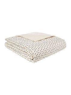 Fable folk bedspread