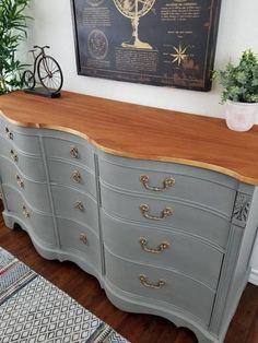 Vintage Dresser Credenza Entry Table *Local Pick Up Only