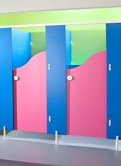 Toilet Cubicles - WC Panel Systems for Washrooms | Cubicle Centre