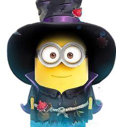 Minion Rock, Minion 2, Despicable Minions, Minion Banana, Orange, Yellow, Bananas, Witch, Fictional Characters