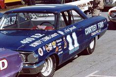 June 21, 1964 Ned Jarrett at Birmingham International Raceway wins  Race 32 of the 1964 NASCAR Grand National season.