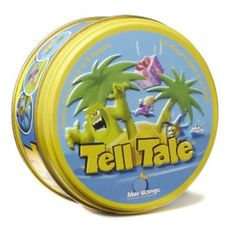 Tell tale game: WONDERFUL game for story telling skills and general speech and language skills for young children. A review and tips for use from a speech language pathologist.