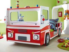 Kinderbett Autobett Rennwagen kinderzimmer sos 112 | eBay