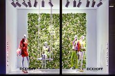 Blütezeit im Visual Merchandising