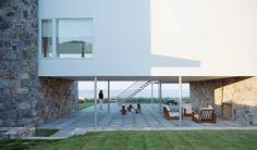 Hagerty House | Cohasset, Massachusetts | Walter Gropius and Marcel Breuer