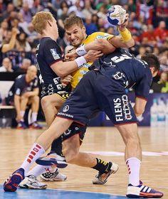 Rhein-Neckar Löwen und Berlin: Handball-Krimi um den Einzug ins Pokalfinale