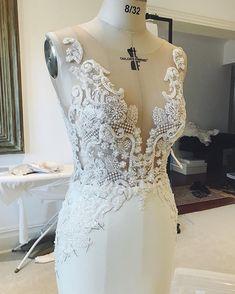 Jeannelle l'amour Bridal Lace Wedding, Dream Wedding, Wedding Dresses, Yes To The Dress, Bride, Instagram, Fashion, Weddings, Bride Dresses