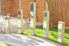 Image result for sensory garden mirror