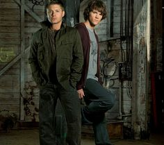 Supernatural - Sam And Dean-love them!!