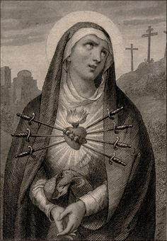 Mater Dolorosa — Weep 'til Death and Weep with Thee