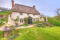 Branscombe cottage rental - Nearby National Trust Tea Rooms, Branscombe, serving delicious Devon Cream Teas!