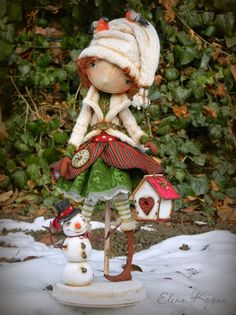 Блог Елены Коган: Зимнее настроение...