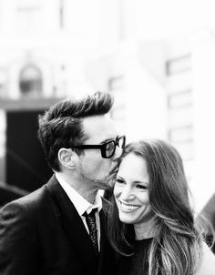 Robert Downey jr  Susan There is so much between them 3