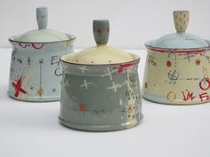The Courtyard Pottery - Word Tableware Range