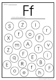 English for Kids Step by Step: Letter F Worksheets, Flash Cards, Coloring Pages Letter Flashcards, Letter Worksheets For Preschool, Printable Alphabet Letters, Alphabet Worksheets, Printable Worksheets, Preschool Alphabet, Alphabet Tracing, Preschool Writing, Handwriting Worksheets