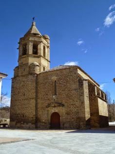 Publicamos la iglesia de San Martín de Castigaleu.  #historia #turismo http://www.rutasconhistoria.es/loc/iglesia-de-san-martin-de-castigaleu