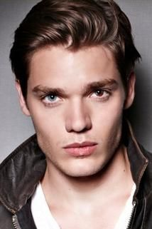 Dominic Sherwood. He was just cast as Jace in the new Shadowhunters TV show!!!
