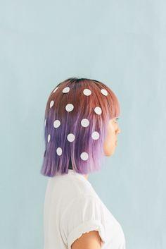 Pastel hair | VSCO Cam