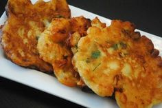 I had never heard of corned beef fritters until I moved here with my husband...now I love them. I always ensure there is left overs just so I can make these.