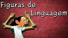 Figuras de Linguagem Aula Grátis de Português para Vestibular ENEM e Con...
