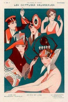 Fabius Lorenzi, Fantasio 1924