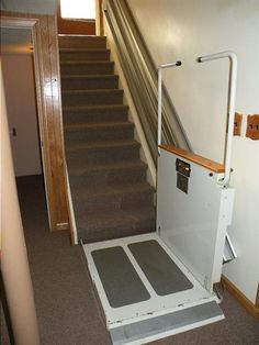 Elevator your life and terry o 39 quinn on pinterest for Wheelchair accessible house plans with elevator