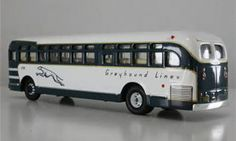 Old Greyhound Bus - Bing Images