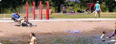 Salmon Creek/Klineline Pond  Vancouver 3.5 mi greenbelt trail.  Klineline pond for swimming and has a fishing dock