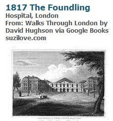 Historic Hospitals, Asylums, Alms Houses, Poor Houses etc  in London. suzilove.com