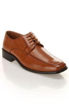 Enrico Brindisi Jonathan Dress Shoes In Tan -$29.99