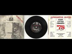 Stiff Little Fingers : 78 Revolutions A  Minute : AUDIO Punk Vinyl