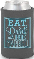 Can't figure out what the koozies should say for our wedding!!!