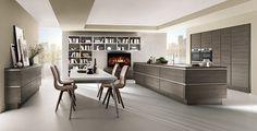 Hoy os empezamos a contar lo que nuestro catálogo de #cocinas Kuchen House esconde, los nuevos modelos. Empezamos con el modelo #Structura, líneas rectas e impecables, elegancia y distinción con un diseño amplio y espacioso. Calidad alemana al alcance de todos #DecoraConKH