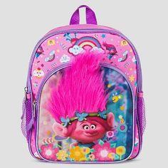 Girls' DreamWorks Trolls Backpack - Pink