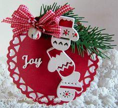 "Nellies Nest: Christmas ""JOY"""