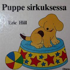 Puppe-kirjat olivat lasteni suosikkeja 1990 - luvun lopulla. Myös Puppe-animaatiot olivat heidän mieleensä. Cover Picture, Cover Pics, 1990, Good Old, My Children, My Childhood, Winnie The Pooh, Retro Vintage, Disney Characters