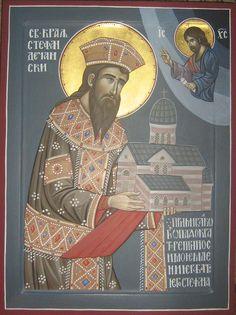 Orthodox Icons, Ikon, Saints, Baseball Cards, Icons