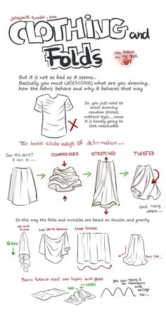 t-shirt drawing tutorial