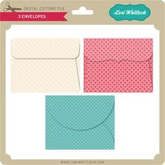 Lori Whitlock Envelope Set
