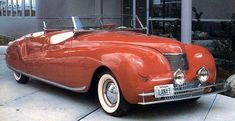 1940 Chrysler Newport Dual Cowl..Re-pin...Brought to you by #CarInsurance at #HouseofInsurance in Eugene, Oregon