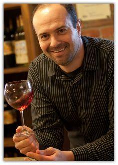 Simon Naud, créateur des vins