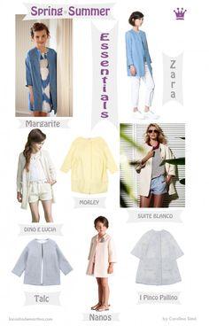 Trends for kids, Moda infantil, www.lacasitademartina.com